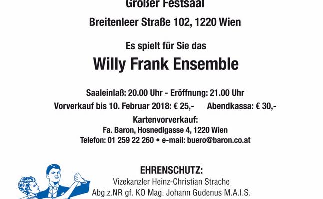 Donaustadtfpoe Wienat Freiheitliche Partei österreichs Wien